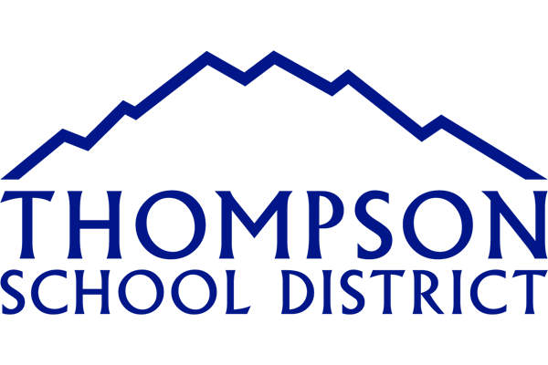Thompson School District logo